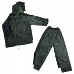 Nylon suit (jacket with hood + trousers)